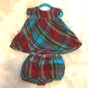 Other - Ralph Lauren dress with bloomers